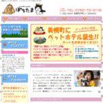 魯山ホームページ制作画像